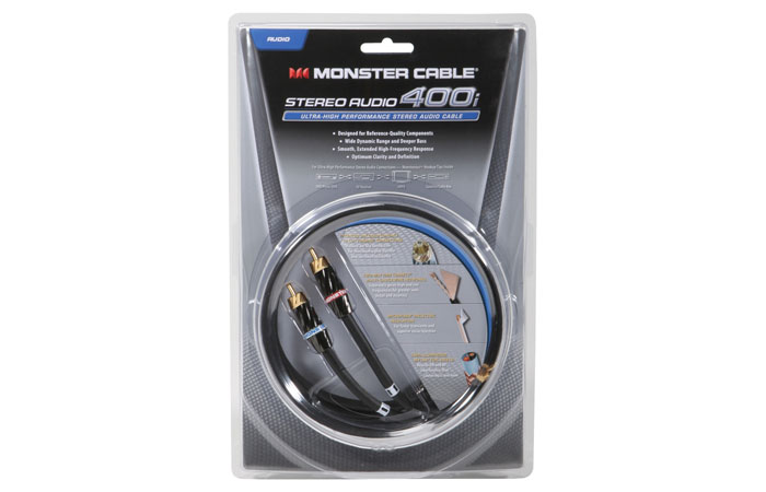 MONSTER StereoCable 250i 1M Retail Box