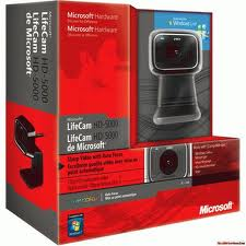 Microsoft 7ND-00001 USB LifeCam HD-5000 Webcam