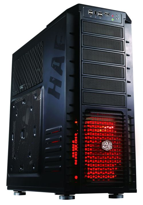 COOLERMASTER GAMING STACKER SERVER CASE 932 COOLERMASTER BLACK