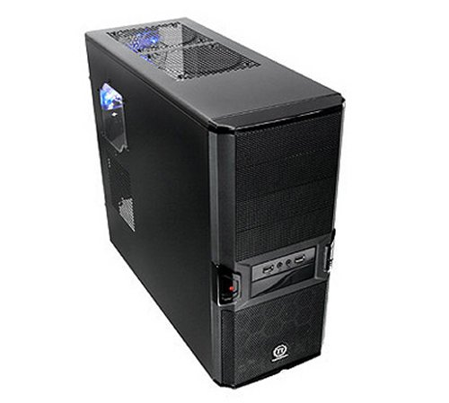 Thermaltake V3 Black AMD Edition System Cabinet Mid-tower