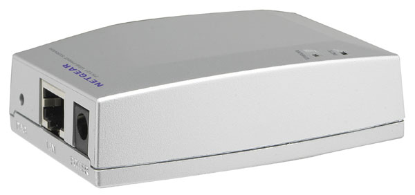 NETGEAR USB MINI PRINT SERVER PS121