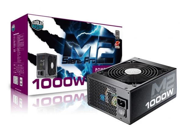 CoolerMaster Slient Pro M2 Power supply 1000w