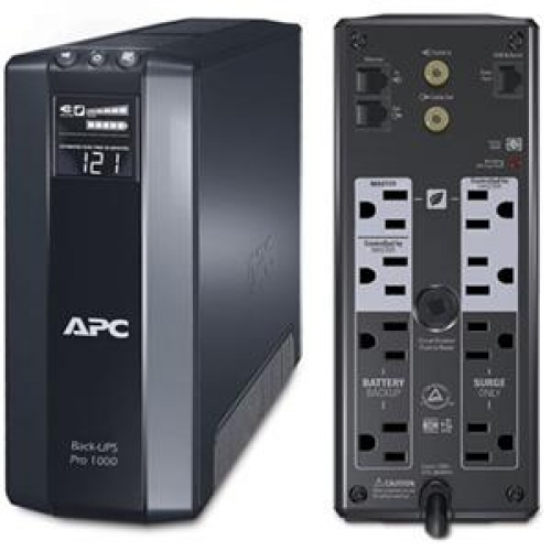 UPS - Uninterruptible Power Supplies APC BACK-UPS BT 1000VA 120V