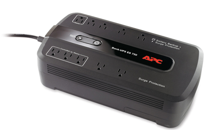 APC UPS 750VA 120V 10 OUTLET