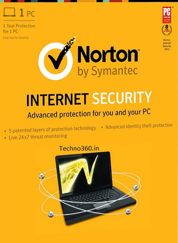 Norton Internet Security 2013 for 1 PC