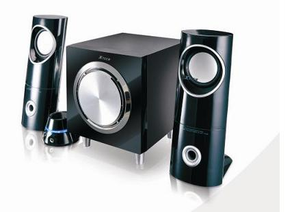 "Samsung S2-200 2.1 Multimedia Speaker , WITH 2.0"" Woofer"